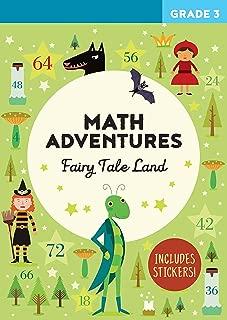 Math Adventures Grade 3: Fairy Tale Land