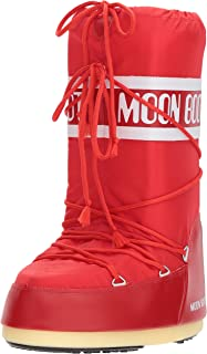 Unisex Moon Nylon Fashion Boot