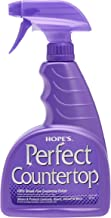 Hope's Perfect Countertop Cleaner and Polish, 22-Ounce, Streak-Free, Multi-Surface..