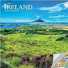Ireland Calendar 2020 Set - Deluxe 2020 Ireland Mini Calendar with Over 100 Calendar Stickers (Ireland Gifts, Office Supplies)