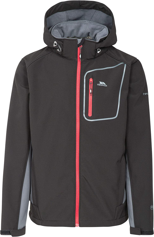 Atlanta Mall Strathy Max 88% OFF II Mens Waterproof Softshell Jacket Breathable Windproof
