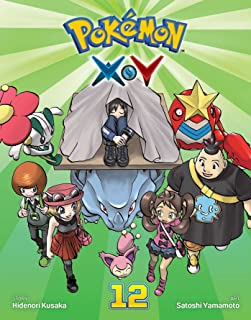 Pokémon X•Y, Vol. 12