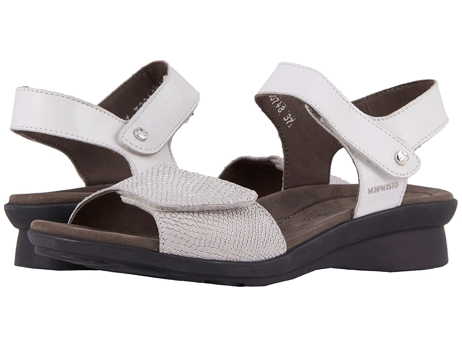 Mephisto PattieAtmospheric grades have affordable shoes