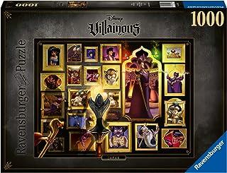 Ravensburger- 15023 Puzzle 1000 pièces-Jafar (Collection Disney Villainous) Adulte