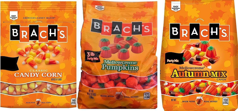 Brachs Candy Corn Mellowcreme OFFicial mail order Pumpkins Mix Autumn Dallas Mall