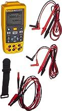 Fluke 712B RTD Temperature Calibrator, Yellow/Brown/Black/Red
