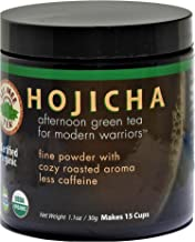Organic Authentic Hojicha from Japan in Powder form