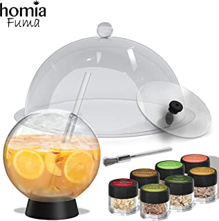 Best glass dome for smoking food Reviews