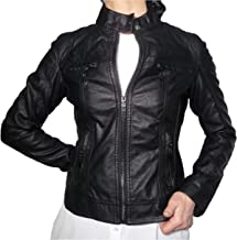 on sale 1b26e af2f1 Amazon.it: giacca in ecopelle donna
