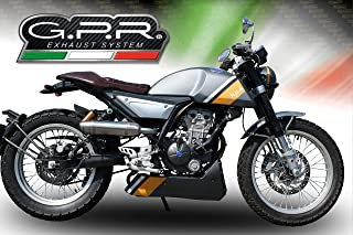 Suchergebnis Auf Für Motorrad Endrohre Gpr Endrohre Auspuff Abgasanlage Auto Motorrad