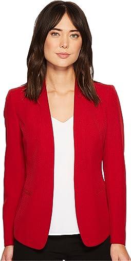 Crepe Cardigan Jacket