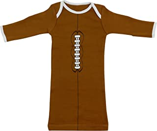 Babyball Clothing Unisex Baby Football Long Sleeve Layette Newborn 0-3 Months