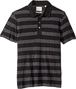 c3f7c6a4d6b621 Billy reid short sleeve cashmere polo, Clothing | Shipped Free at Zappos