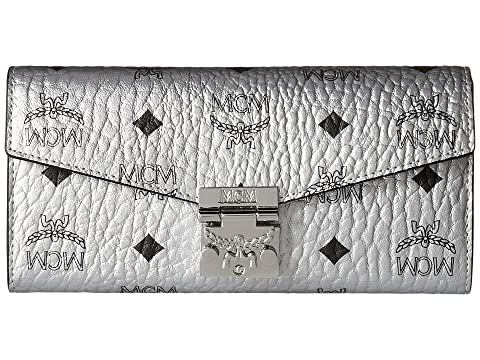 MCM Patricia Visetos Wallet on a Chain