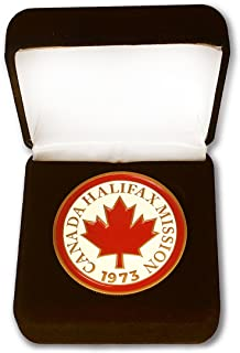 LDS Canada Halifax Mission Commemorative Mission Coin