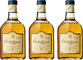 Dalwhinnie 15 Years/Jahre, 3er, Single Malt, Whisky, Scotch, Alkohol, Alokoholgetränk, Flasche, 43%, 700 ml, 75919
