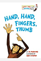 Hand, Hand, Fingers, Thumb (Bright & Early Books(R)) Kindle Edition