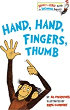 Hand, Hand, Fingers, Thumb (Bright & Early Books(R)) (English Edition)