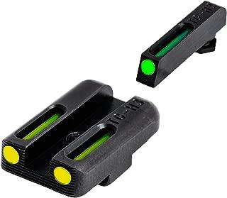 TRUGLO TFO Handgun Sight Set - Glock 42/43