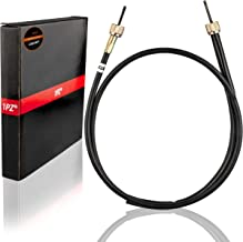 1PZ CX0-001 Gy6 50cc Scooter Speedometer Speedo Cable 39 Inch M12 Thread for Taotao Atm Peace Ice Nst