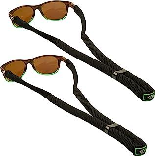 DriftFish Floating Sunglass Strap | Float Your Eyeglasses and Sunglasses| Glasses Float Adjustable Eyewear Retainer | Includes 2 Floatable Lanyards