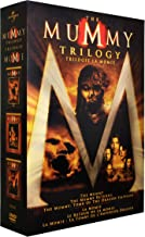 The Mummy Trilogy: (The Mummy/ The Mummy Returns/ The Mummy: Tomb of the Dragon Emperor)