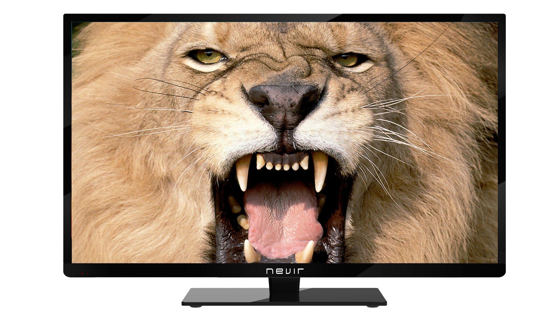 28 NVR-7406-28HD-N SLIM Televisor LED 28 NEVIR: Amazon.es: Electrónica