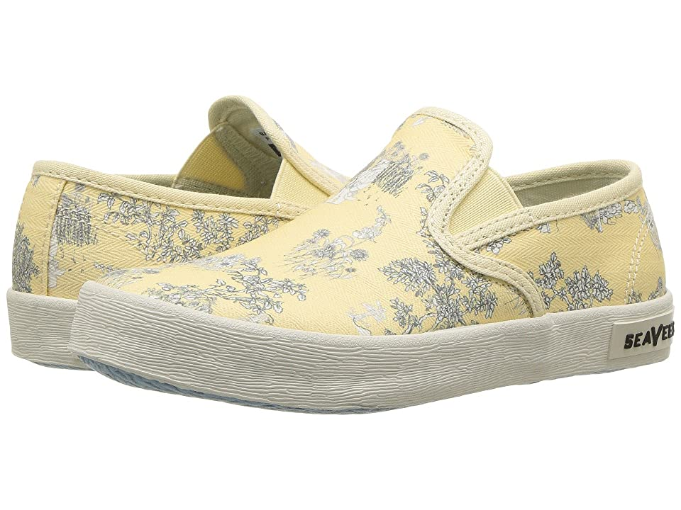 SeaVees Baja Slip-On Peter Rabbit (Toddler/Little Kid/Big Kid) (Yellow Peter Rabbit) Men