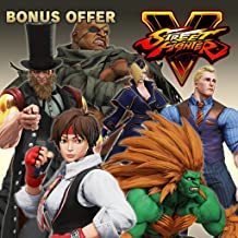Street Fighter V - Arcade Edition - S3 Char. Pass Plus Bonus