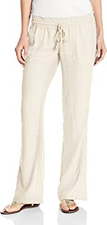 Best smocked linen pants Reviews
