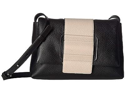 Vince Camuto Gwyn Crossbody (Nero Multi) Cross Body Handbags