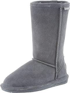 little girls gray boots