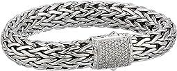 Classic Chain Diamond Pave Bracelet