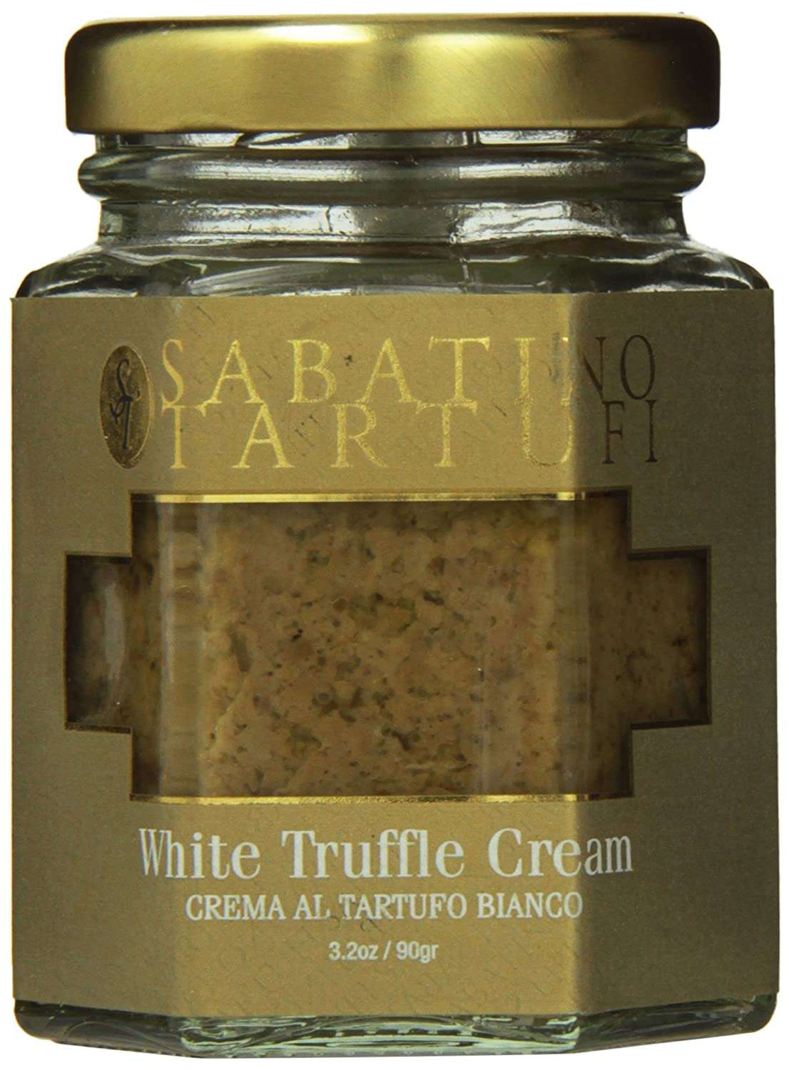 Sabatino Tartufi White Dealing full price reduction Truffle Clearance SALE Limited time Cream 3.2 Ounce