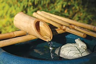solar tabletop fountains