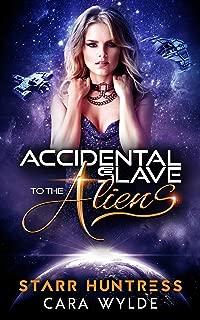 Accidental Slave to the Aliens: Sci-Fi Ménage Romance