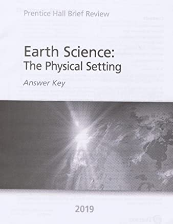 Amazon com: Earth Science Review Answer Key: Books