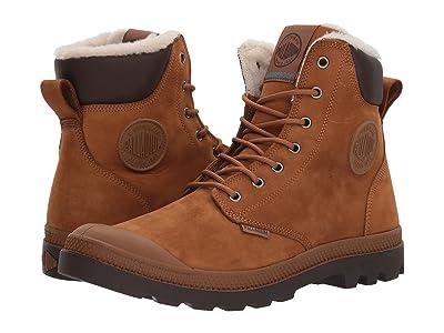 Palladium Pampa Sport Cuff WPS (Mahogany/Chocolate) Boots