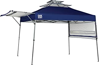 coleman pop up awning