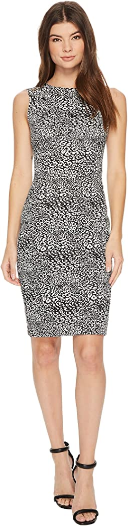 Calvin Klein - Animal Print Compression Sheath CD7E6T3V