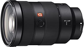 Sony FE 24-70mm f/2.8 GM Lens, Black