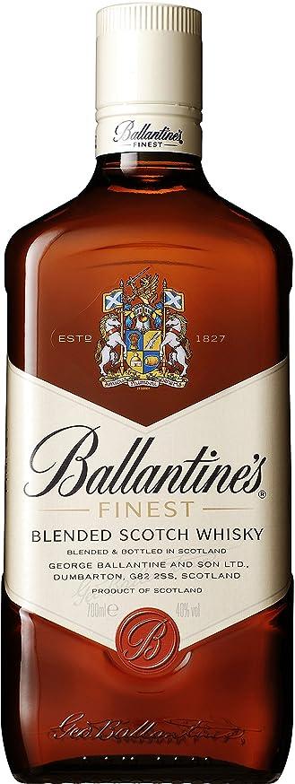 素晴らしきダイヤルエンドウブレンデッド スコッチ ウイスキー バランタイン ファイネスト700ml
