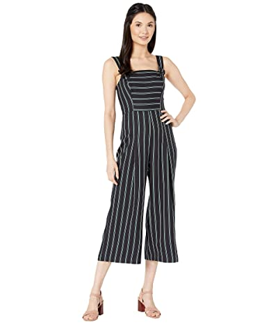BCBGeneration Culotte Jumpsuit (Dark Navy Combo/Multi) Women