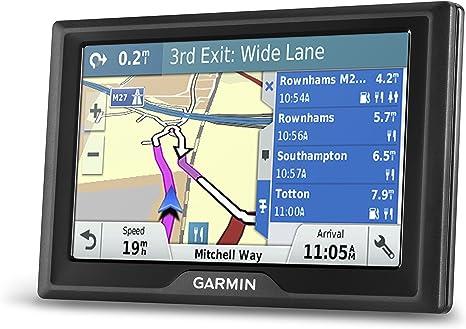 Garmin Drive 40lmt Navigation System Continent Cut Out Navigation Car Hifi