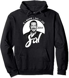 team sal hoodie