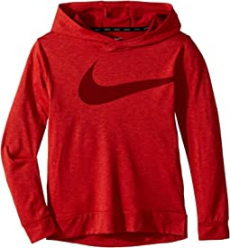 Breathe Training Pullover Hoodie (Little Kids/Big Kids)
