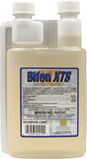 32 ounce Bifen XTS 25.1% Bifenthrin Multi Use Pest Control Termiticide / Insecticide Concentrate Quart Similar to Talstar Pro Masterline & Bifen IT But Oil Based Water Resistent Long lasting Outdoor Residual Control
