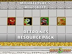 Michael Play's Minecraft Retro Nes Resource Pack