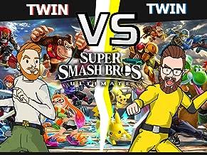 Twin VS Twin Super Smash Bros. Ultimate