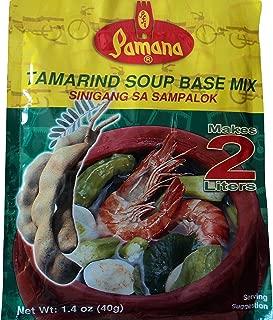 Pamana Sinigang Sa Sampalok Tamarind Seasoning Mix, Count of 6